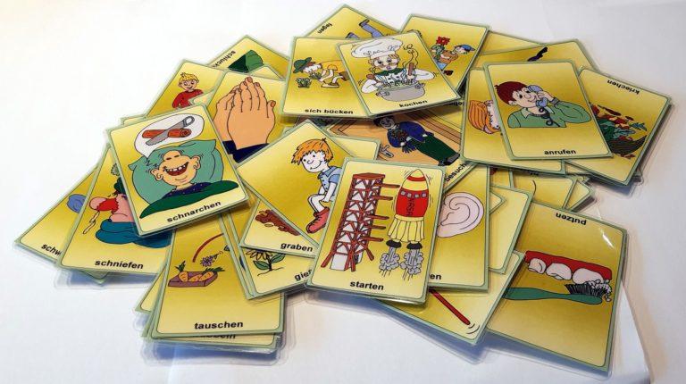 LogoPix – Laminierte Kartensätze