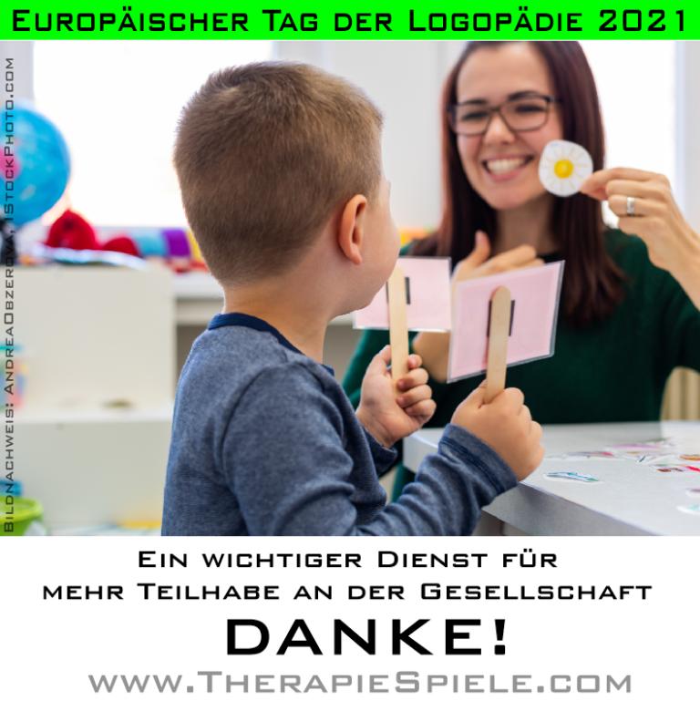Europäischer Tag der Logopädie